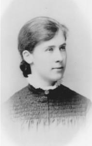 Clara Lodge (1859-1942