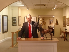Oliver Swann G.E.L. Trust Trustee, and Proprietor of Rountree Tryon Galleries